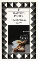Jacket image for The Birthday Party