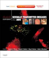 Jacket image for Atlas of Sexually Transmitted Diseases and AIDS