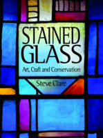 Jacket image for Stained Glass