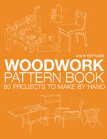 Jacket image for The Woodwork Pattern Book