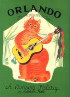 Jacket image for Orlando the Marmalade Cat: A Camping Holiday Camping Holiday