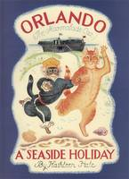 Jacket image for Orlando the Marmalade Cat: A Seaside Holiday Seaside Holiday