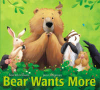 Jacket image for Bear Wants More