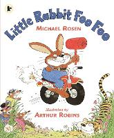 Jacket image for Little Rabbit Foo Foo