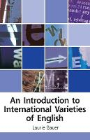 Jacket image for An Introduction to International Varieties of English