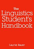 Jacket image for The Linguistics Student's Handbook