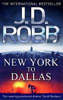 Jacket image for New York to Dallas v. 33