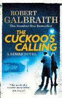 Jacket image for The Cuckoo's Calling