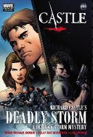 Jacket image for Castle: Richard Castle's Deadly Storm