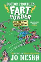 Jacket image for Doctor Proctor's Fart Powder: The End of the World. Maybe.