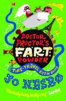 Jacket image for Doctor Proctor's Fart Powder: Time-Travel Bath Bomb