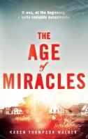 Jacket image for The Age of Miracles