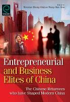 Jacket image for Entrepreneurial and Business Elites of China
