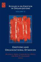Jacket image for Emotions and Organizational Dynamism