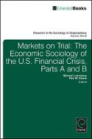 Jacket image for Markets on Trial Pt. A and B