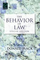 Jacket image for The Behavior of Law