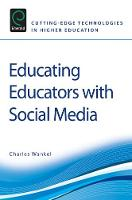 Jacket image for Educating Educators with Social Media