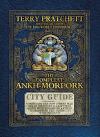 Jacket image for The Compleat Ankh-Morpork