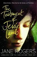 Jacket image for The Testament of Jessie Lamb