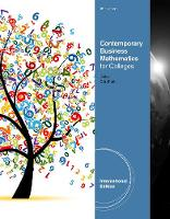 Jacket image for Contemporary Business Mathematics For Colleges