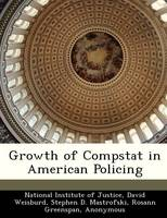 Jacket image for Growth of Compstat in American Policing