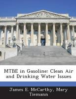 Jacket image for Mtbe in Gasoline