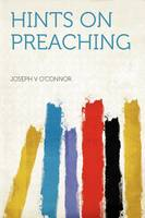 Jacket image for Hints on Preaching