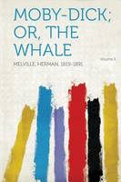 Jacket image for Moby-Dick; Or, the Whale Volume 2