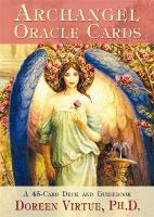 Jacket image for Archangel Oracle Cards