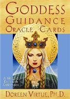Jacket image for Goddess Guidance Oracle Cards