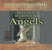 Jacket image for Past Life Regression with the Angels