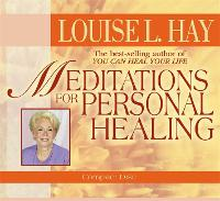 Jacket image for Meditations for Personal Healing
