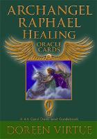Jacket image for Archangel Raphael Healing Oracle Cards