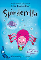 Jacket image for Spinderella