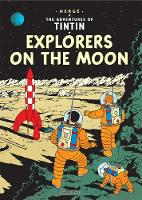 Jacket image for Explorers on the Moon