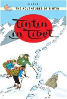 Jacket image for Tintin in Tibet