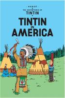 Jacket image for Tintin in America