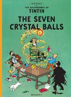 Jacket image for The Seven Crystal Balls