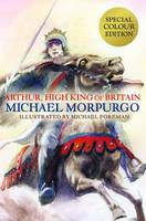 Jacket image for Arthur, High King of Britain