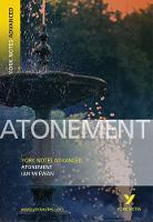 Jacket image for Atonement