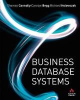 Jacket image for Business Database Systems