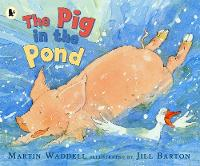 Jacket image for The Pig in the Pond