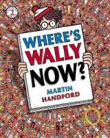 Jacket image for Where's Wally Now?