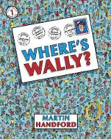 Jacket image for Where's Wally?
