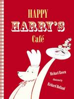 Jacket image for Happy Harry's Cafe