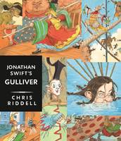 Jacket image for Jonathan Swift's Gulliver