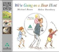 Jacket image for We're Going on a Bear Hunt