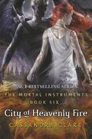 City of Heavenly Fire jacket image