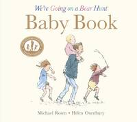 Jacket image for We're Going on a Bear Hunt: Baby Book: My First Year