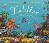 Jacket image for Tiddler